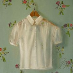 The Lucy Blouse- Open Edition Print Janet Hill