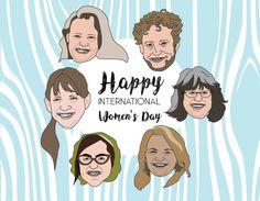 Happy #InternationalWomensDay!  Love, The Women of RMW & Matt