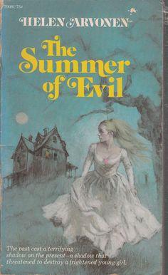 Arvonen, Helen - Summer Of Evil - Gothic Romance