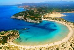 Voidokilia beach,Messinia - south Peloponnese region,Hellas