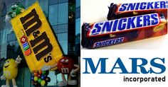 MARS, Maker Of M&M's, SNICKERS To Label Products With GMO Ingredients Nationwide For Vermont Law  The decision comes at a time when GMO policy is in focus for the 2016 election season.