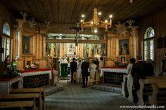 Ślub Karolina i Marcin – Kościółek na Pęksowym Brzyzku | Fotograf Zakopane ślub, reportaż, koncerty - Robert Urbański