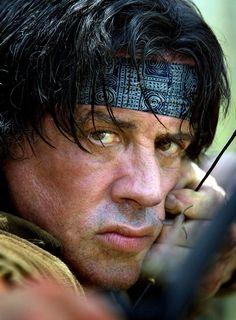 Sylvester Stallone-Rambo