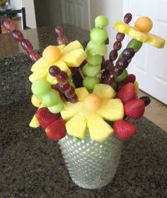Strictly Simple Style: An Edible Centerpiece