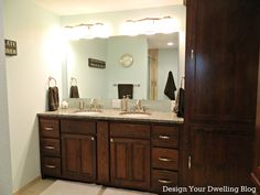 bathroom double vanity ideas | Bath Mat Design. Double Vanity Mirror Ideas, Bathroom Vanity Cabinets