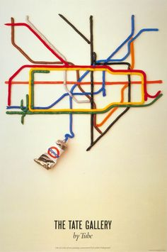 Great DIY- Get LA Map/metro map. Get fabric paint and just trace the subway line colors. So easy and cheap