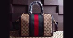 Gucci Vintage Web Original GG Canvas Boston Bag Brown is the most valued bag integrating smart sophisticated style and well-known brand name reputation. A beyond doubt pick season and season repeatedly.  For details http://www.dfodiscountbags.ch/gucci-vintage-web-canvas-boston-gu247205c-brown.html