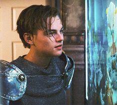 The Boy from the Woods Romeo And Juliet Leonardo, Romeo Juliet 1996, Jack Dawson, Leonardo Dicaprio Romeo, Leonardo Dicapro, Shakespeare, 90s Cartoons, Hot Actors, Cute Guys