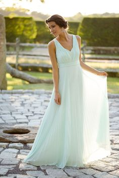 Long bridesmaid dresses from Donna Morgan. http://www.donna-morgan.com/bridal/long-bridesmaid-dresses/icat/long?utm_source=Pins&utm_medium=WeddingChicks&utm_campaign=020115_WeddingChicks_DM_2