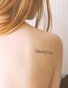 30 jolis messages à se faire tatouer - ELLE