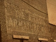 The Atkinson Armature Wks., ghost sign in Pittsburg, Kansas