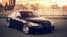 Black BMW 545i car hd wallpaper widescreen download.BMW widescreen wallpapers, 1920x1200, images desktop, mobile photos android, MAC, pictures iphone, hd 1080p, smartphone, tablets.