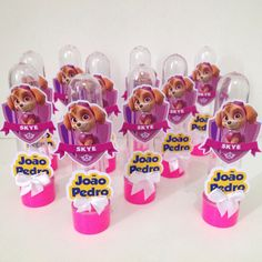 A Patrulha Canina reunida para comemorar o aniversário do João Pedro.  __ #patrulhacanina #limafestaspersonalizadas #festaspersonalizadas #personalizadosparafesta #festa #personalizados #festas #party #batizado #bebe #baby #amor #love #namorados #lembrancinhas #lembrancas #latinhas #tubetes #marmitinhas #aniversario #decoracao #decoracaodefesta #topper #aplique #bh #kids #crianca #mesadefesta
