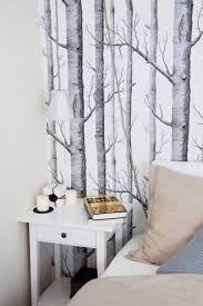 Znalezione obrazy dla zapytania sypialnia tapeta brzozy My Room, Curtains, Shower, Interior, Table, Prints, House, Furniture, Anna