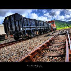 Trains and tracks