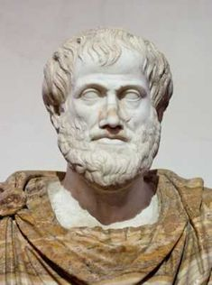 """Aristotle is the first to have written systems by which to understand and criticize everything from pure logic to ethics, politics, literature, even science. He theorized that there are four """"causes"""", or qualities, of any thing in existence: the material cause, which is what the subject is made of; the formal cause, or the arrangement of the subject's material; the effective cause, the creator of the thing; and the final cause, which is the purpose for which a subject exists."""