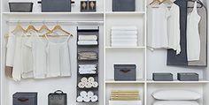 """Blog da Revestir.com: Tudo organizadinho! A Linha Plie foi desenvolvida para deixar closets e armários com tudo no lugar. Da marca Home Style, exclusiva da rede Camicado,as peças são, em sua maioria, dobráveis e fáceis de guardar. Com design moderno e na cor """"jeans"""", as peças são em poliéster e algodão e, além de práticas, são lindas e combinam com qualquer decoração!"""
