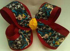 Wonder Woman boutique bow