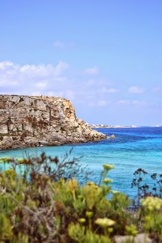 Favignana • Aegadian Islands • Sicily