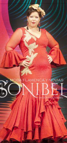 10 Mejores Imagenes De Trajes De Flamenca Talla Grande Sonibel Curvi Simof 2017 Trajes De Flamenco Moda Flamenca Simof 2017