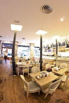 Mamá Framboise, pastelería francesa en Madrid