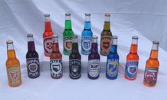 Zombie Perk Bottles- Perfect gifts for the fanatic Call of Duty Zombies fan!