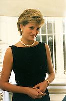 Princess Diana vists Moscow | CAPITAL PICTURES