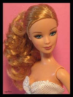 Fashion Fever Barbie by egolon, via Flickr