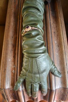 Leather Gloves Fall Winter Fashion Accessories 2013 2014 Fashion