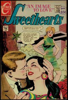 Charlton Comics SWEETHEARTS #97 FN/VFN 7.0 US ONLY!!! | eBay