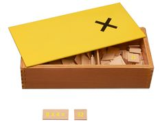 Box Of Multiplication Equations & Products,Montessori Materials - Buy Montessori Materials,Mathematics,Teaching Materials Product on Alibaba.com
