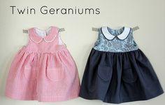 Twin Geraniums-2 | Flickr - Photo Sharing!