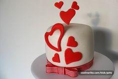 St Valentin mini cake — Coolinarika
