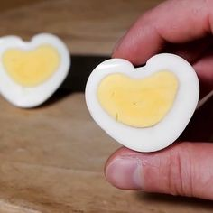 Jajkowe serduszko