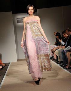 Marisol Deluna New York Fashion Show Event Celebrates Couture Designs [PHOTOS]