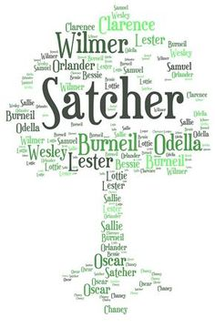 MAYBE NEXT YEAR Family tree-up to 50 names-$20.00 - maybe next year for t-shirt, quilt to be raffled for cemetery, scrapbook, etc.