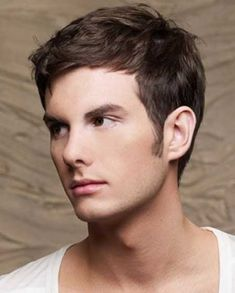 Finding The Best Short Haircuts For Men Smart Hairstyles, Trendy Mens Hairstyles, Popular Short Hairstyles, Best Short Haircuts, Boy Hairstyles, Haircuts For Men, Men's Haircuts, Hairstyle Men, Formal Hairstyles