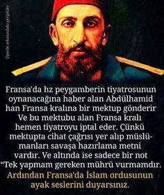 İste bu yüzden kaldirilmasi istendi ve kaldirildi halifelik! Islam Muslim, Wtf Fun Facts, Insta Photo, Karma, Ottoman, Religion, Allah, History, Sultan