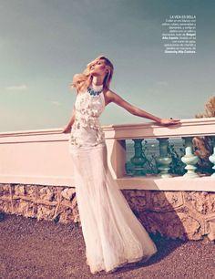Dioni Tabbers by Koray Birand for Vogue Spain via FGR