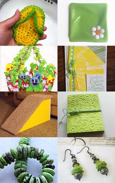 Key Lime Pie by michelledmonaco on Etsy--Pinned with TreasuryPin.com