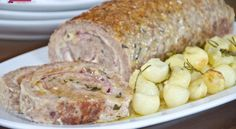 La ricetta del polpettone al forno con patate