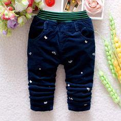 Aliexpress.com: Compre 2015 inverno bebê calças nova chegada de roupas calças de roupas GP032 peixes calças do bebê de confiança calças de fora fornecedores em Mommy Baby Paradise