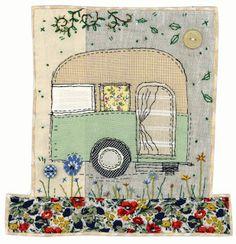Caravan... (Sharon Blackman)