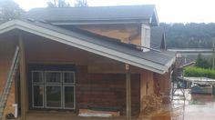 Roofing done