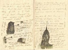 daleks,journal of impossible things,doctor who