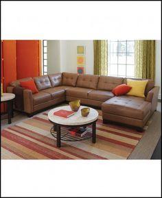 Martino Leather sofa
