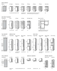 kitchen cabinets sizes standard   roselawnlutheran