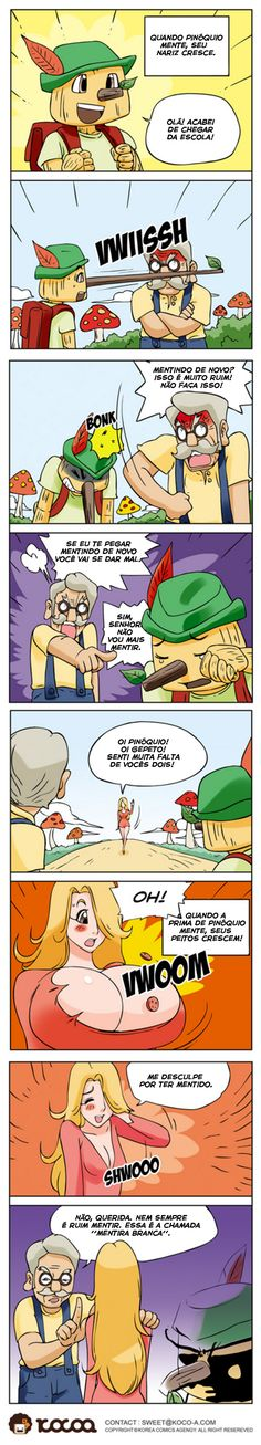 Satirinhas - Quadrinhos, tirinhas, curiosidades e muito mais! - Part 54