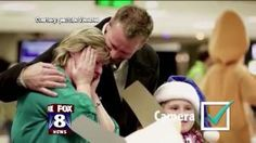 It's a Christmas miracle as passengers are given a wonderful surprise!