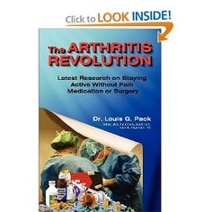 Price: $23.95 - The Arthritis Revolution - TO ORDER, CLICK THE PHOTO